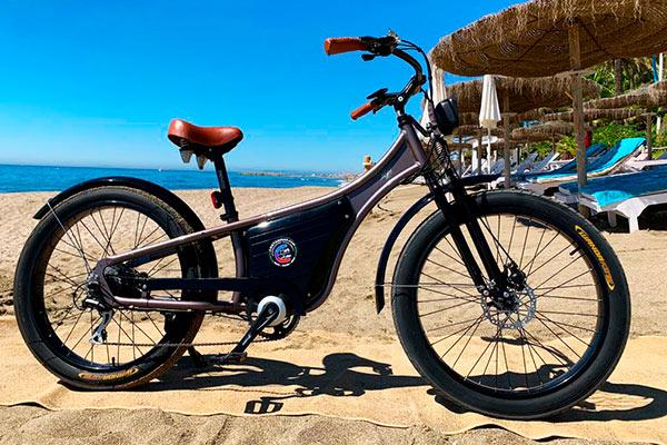 Alquiler bicicleta eléctrica Marbella | Costa Deluxe