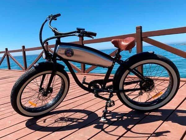 Alquiler bicicletas Marbella