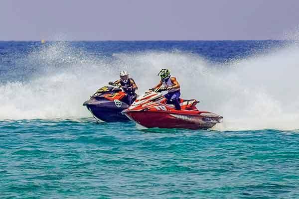 Circuito Motos de Agua Marbella | Costa Deluxe