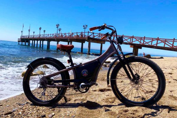 Tour bicicleta eléctrica Marbella histórica | Costa Deluxe