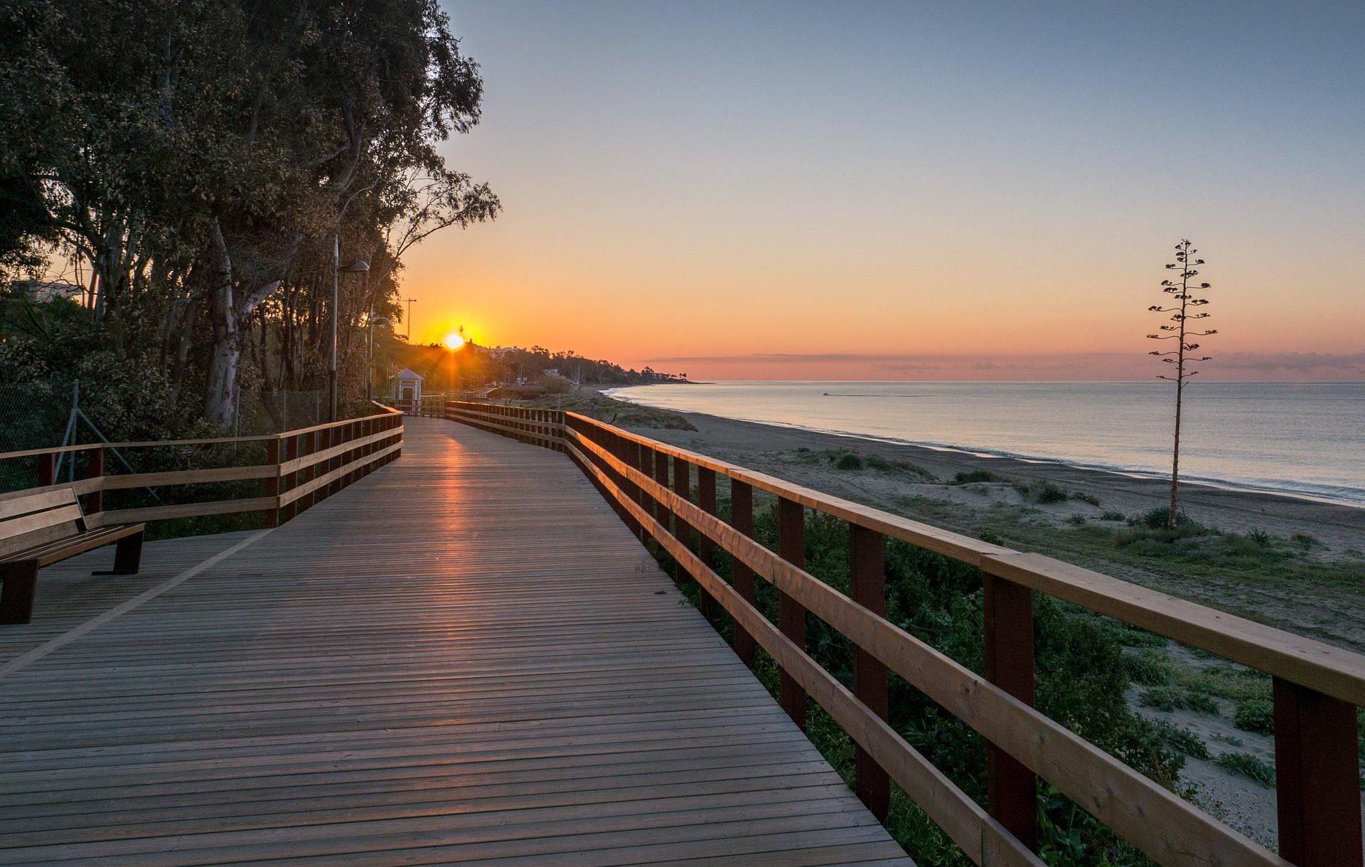 Marbella al amanecer | Costa Deluxe