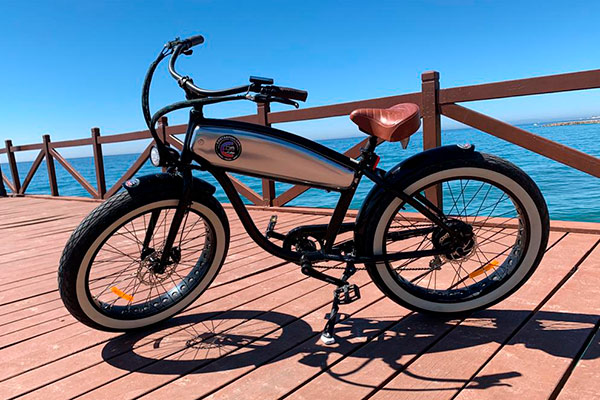 Tour bicicleta eléctrica Marbella de lujo | Costa Deluxe